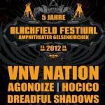 Blackfield Festival 2012 Flyer