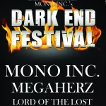 Mono Inc.s Dark End Festival – Mit Megaherz, Lord Of the Lost u.a.