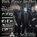 41. Dark Dance Treffen mit Project Pitchfork, KIEw uva.
