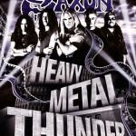 "Saxon veröffentlichen ""Heavy Metal Thunder – The Movie"" am 7.12.2012"