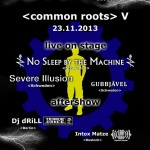 "EBM's not dead – Das ""Common Roots"" Festival in Berlin"