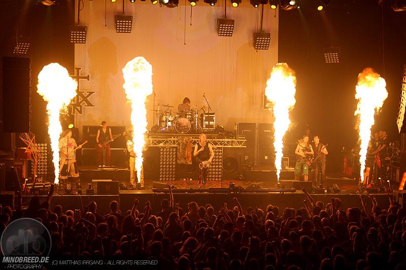 Konzertbericht In Extremo Köln 4.6.2011 E-Werk