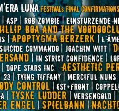 M'era Luna 2015 - Lineup komplett