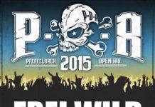 Pfeffelbach Open Air 2015 Flyer