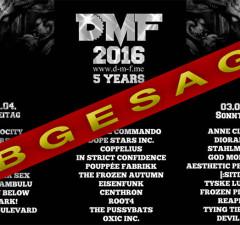 Dark Munich Festival 2016 abgesagt
