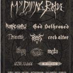 Dark Easter Metal Meeting 2016 - Aktueller Flyer