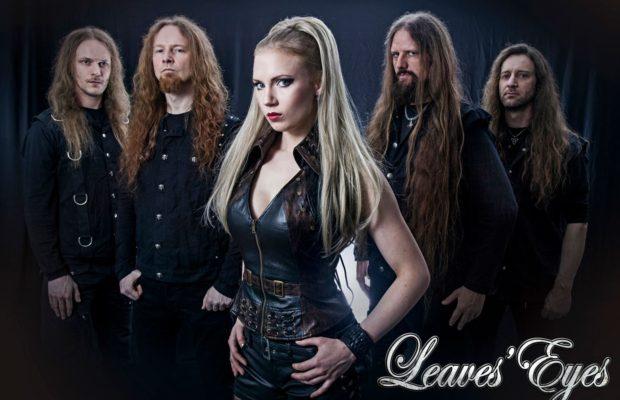 Leave's Eyes mit neuer Sängerin Elina Siirala