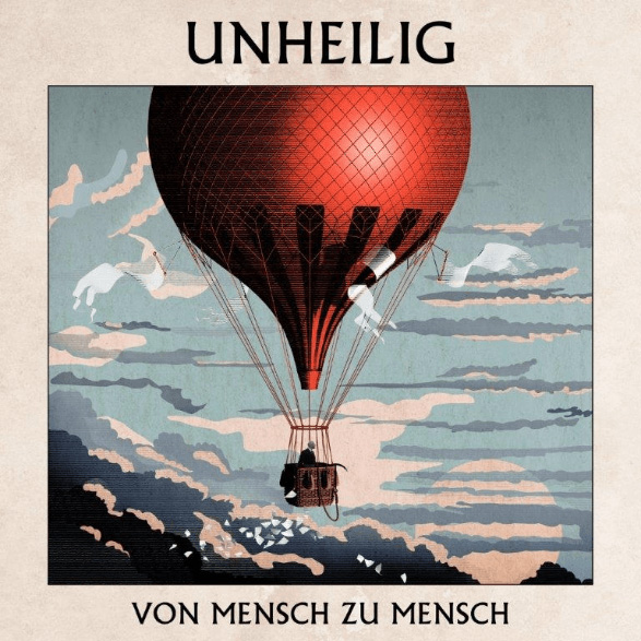 Unheilig - Magazine cover