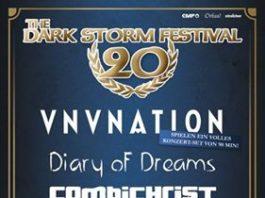 Dark Storm Festival 2016 - Flyer