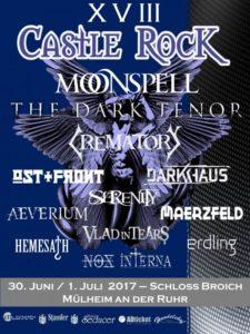 Castle Rock Festival 2017