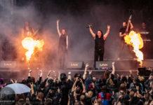 Fotos von Aeverium auf dem Castle Rock Festival 2017 in Mülheim.
