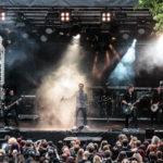 Fotos von Darkhaus auf dem Castle Rock Festival 2017 in Mülheim.