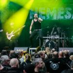 Fotos von Hermesath auf dem Castle Rock Festival 2017 in Mülheim.
