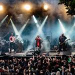 Fotos von Ost+Front auf dem Castle Rock Festival 2017 in Mülheim.