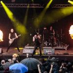 Fotos von Vlad in Tears auf dem Castle Rock Festival 2017 in Mülheim.