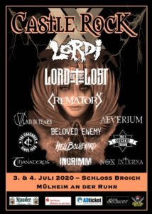 Castle Rock Festival 2021