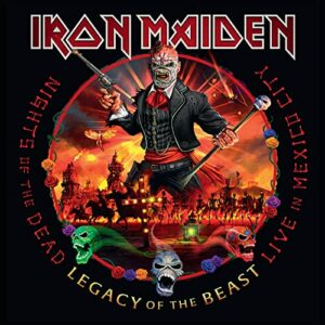 Iron Maiden - Nights Of The Dead: Live In Mexico