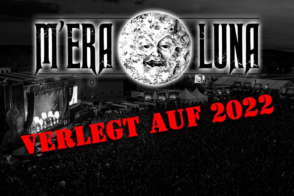 M'era Luna Festival 2021 auf 2022 verlegt