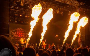 Saltatio Mortis auf dem Hexentanz Festival 2017