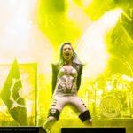 Arch Enemy auf dem Walpurgisschlacht Festival 2015
