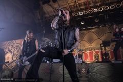Amorphis - Garage Saarbrücken - 14.02.2019