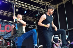Formlos - Spreewald Rock Festival 2019
