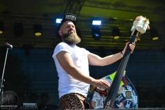 The Rebel Tell Band - Pfeffelbach Open Air 2019
