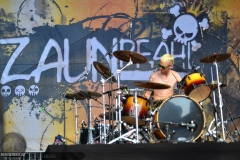 Zaunpfahl - Spreewald Rock Festival 2019